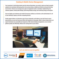 desktop and mobile device management for k-12 schools