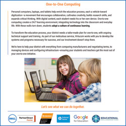 one-to-one computing for k-12 schools
