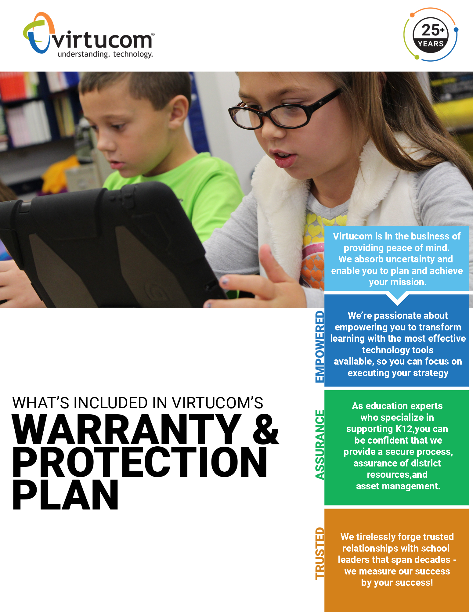 Warranty & Protection Plan